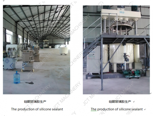 sets of Dispersing Mixing Machine for Silicone Rubber Products