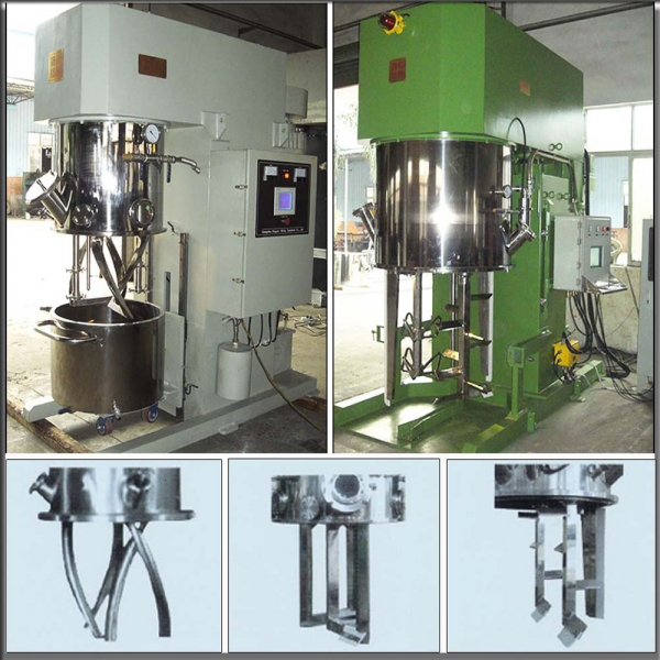 JCT commercial planetary mixer
