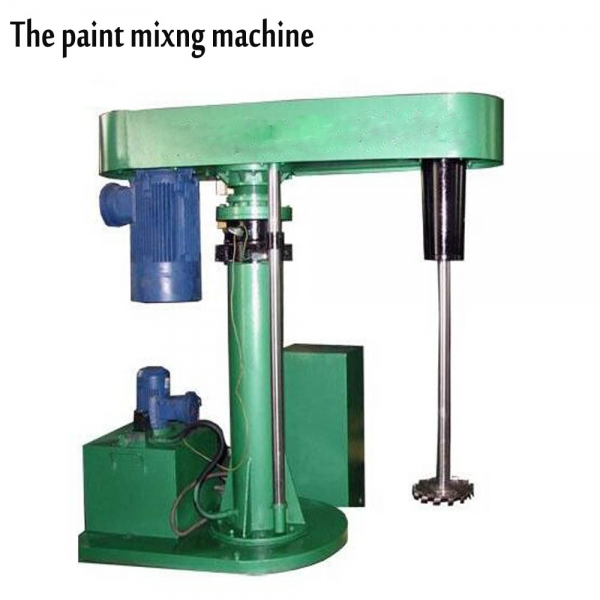 Paint mixing machines manu...