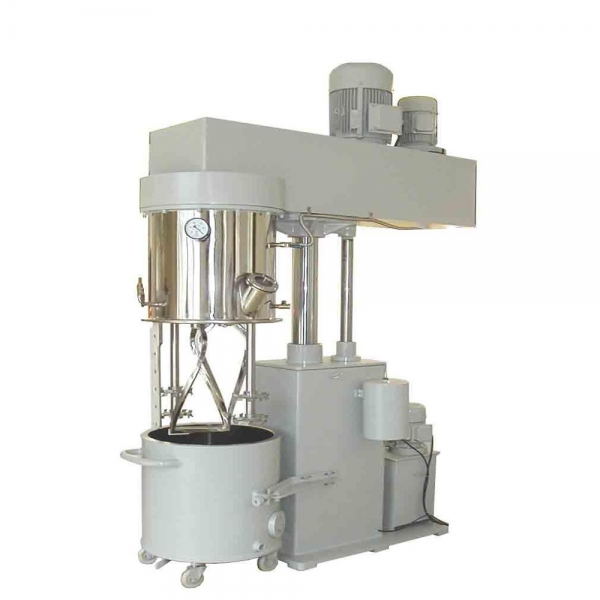 Industrial emulsion mixer m...