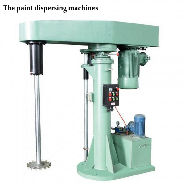 Rooms: High Shear Paint Mixing Machine
