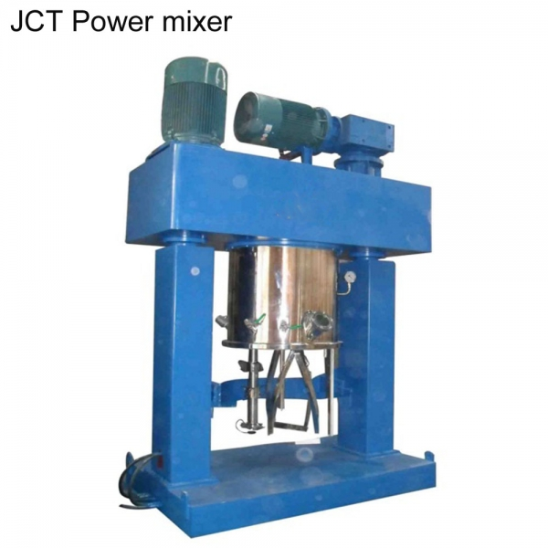 The commercial planetary power mixer machine