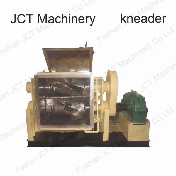Rubber kneader processing ma...