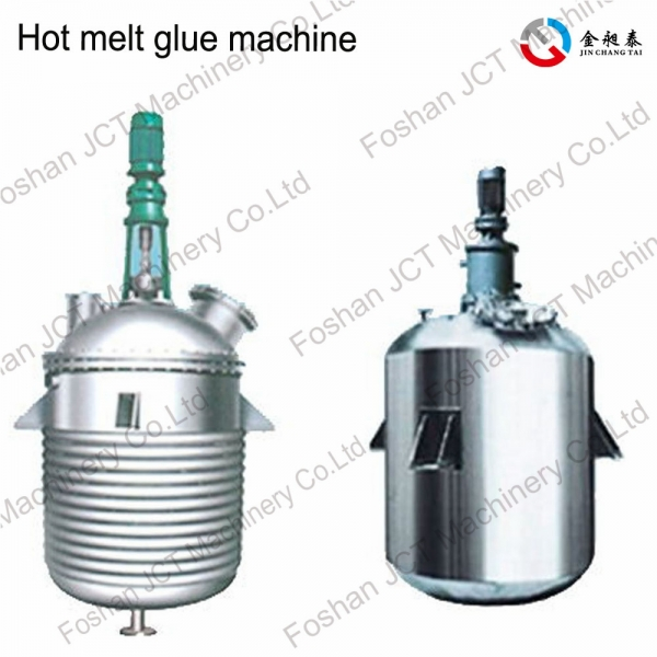 Hot melt glue sticks production line