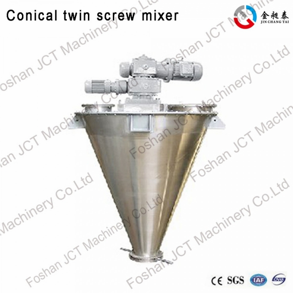 twin screw extruder principle