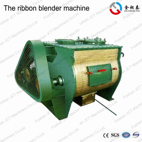 JCT ribbon blenders