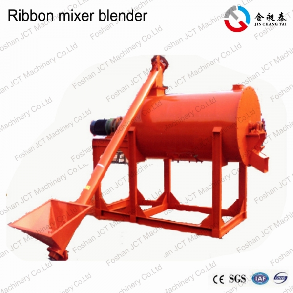 The ribbon mixer with factory price
