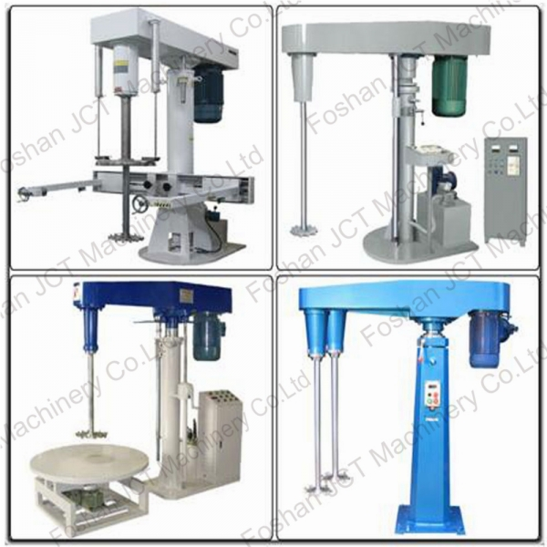 paint production machines