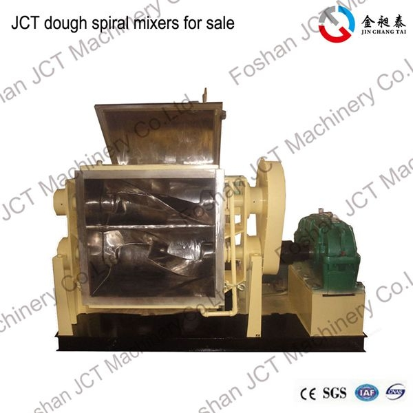 JCT dough spiral mixers for sale