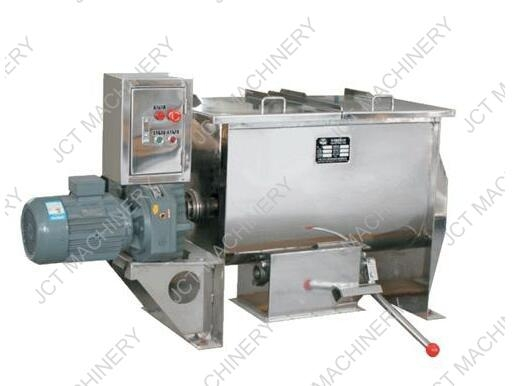 industrial batch mixer