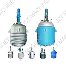 How to used jacketed mixing vessel for adhesives?
