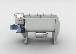 used ribbon mixer