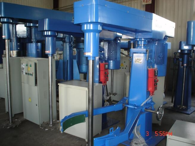 JCT paint making machine price