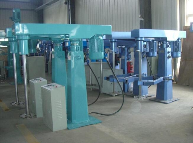 paint making machine price