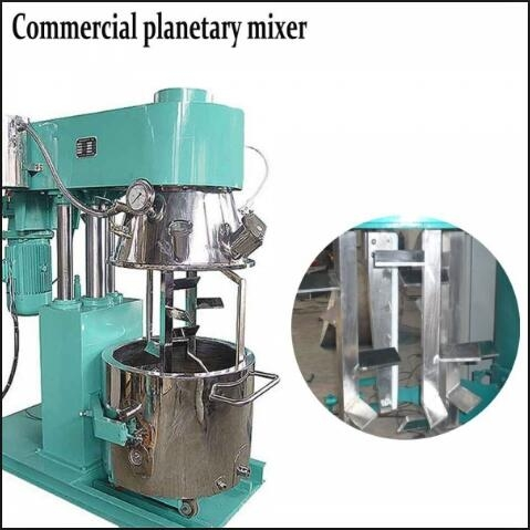 planetary mixture machine