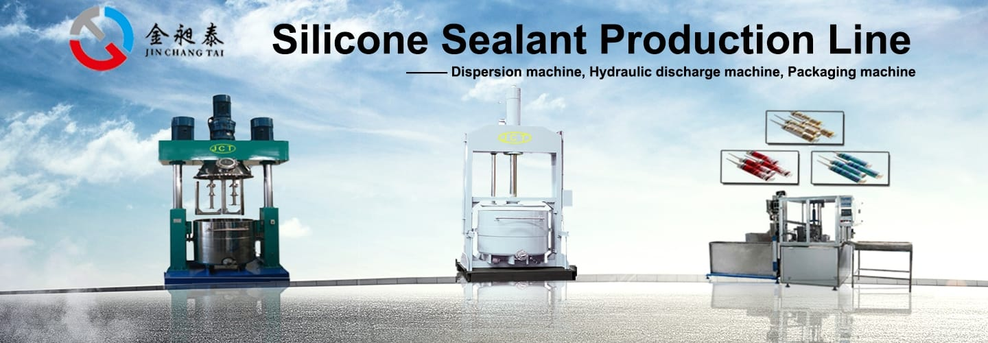 Guangzhou Machinery Research Institute specializes in silicone sealant design harvested production line