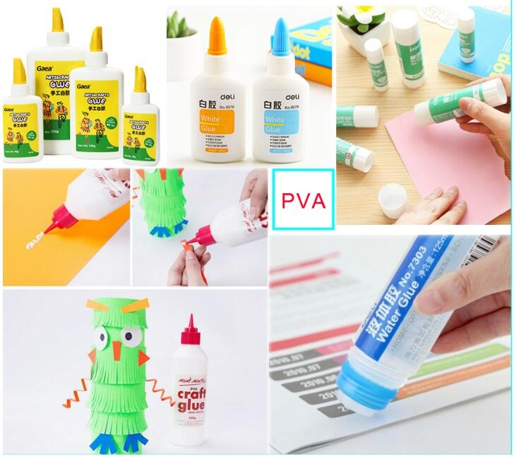 Are you interested in knowing about PVA glue / polyvinyl alcohol adhesive making process?