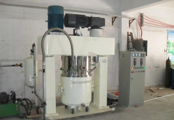 planetary mixer machine (2)