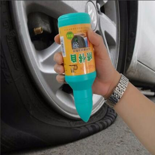 Tire repair fluid